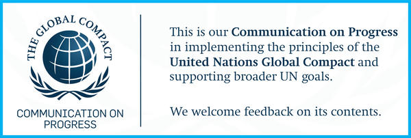 Global Compact - Communication on progress